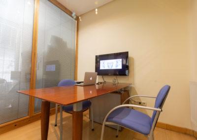 Sala de información